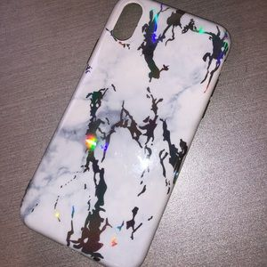 Accessories - iPhone X/XS marble gel case
